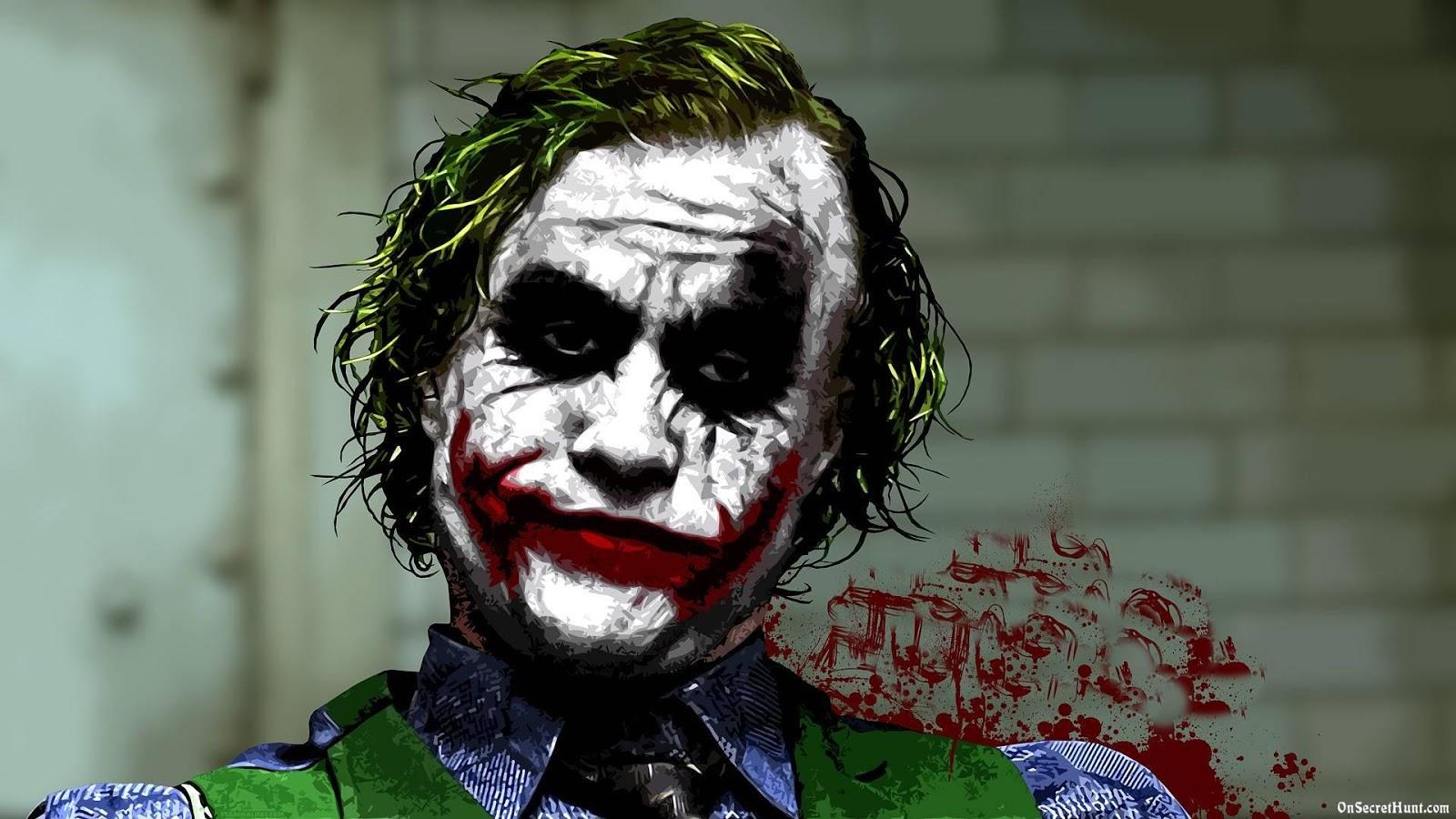 Hd wallpaper of joker - Joker Hd Wallpaper Screenshot