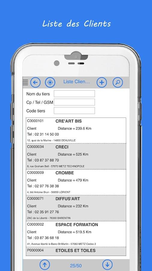 EBP ERP (Gestion + CRM + SAV)- screenshot