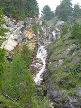 Photo: Водопад на притоке Левого Ара-Ошея
