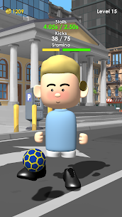 The Real Juggle – Pro Freestyle Soccer App Download For Android and iPhone 2