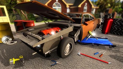 Fix My Car: Classic Muscle Car Restoration! LITE  screenshots 2