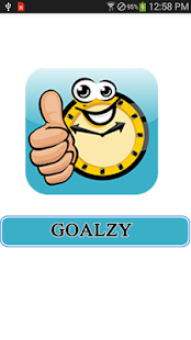 Goalzy- screenshot thumbnail