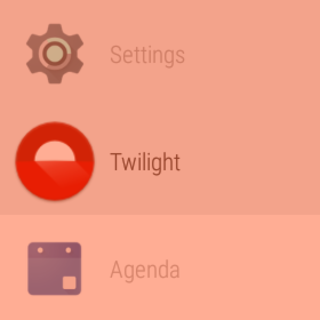Twilight – Screenshot