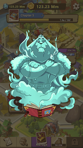 Kingdomtopia: The Idle King MOD (Unlimited Gems/Gold) 5