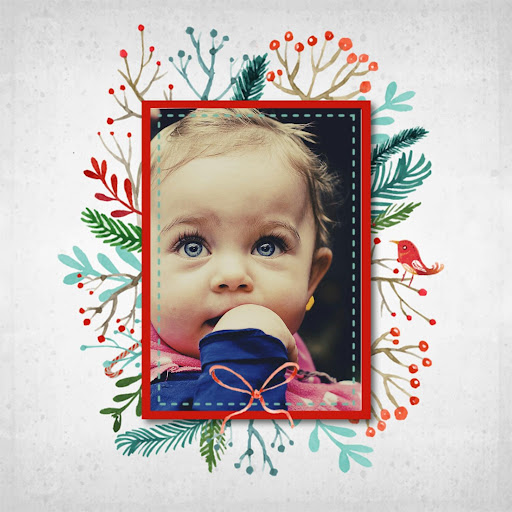 Christmas Photo Frames Premium