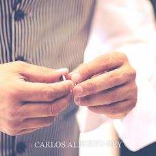 Wedding photographer Carlos Alberto Rey (rey). Photo of 07.10.2014