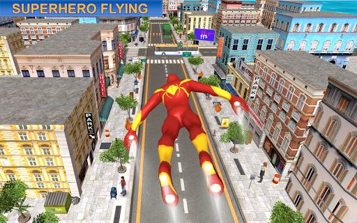 Flying Amazing Iron Spider Superhero Fighting 1.0.1 {cheat|hack|gameplay|apk mod|resources generator} 2