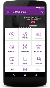 All in One App | All Web Store - náhled