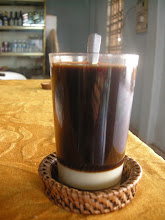 Photo: Cafe Laos - strong, locally grown coffee with condensed imitation milk