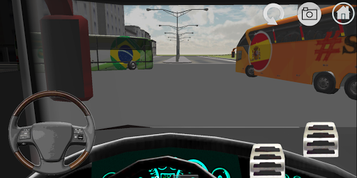 Football Team Bus Driver 3D 3.0 screenshots 5
