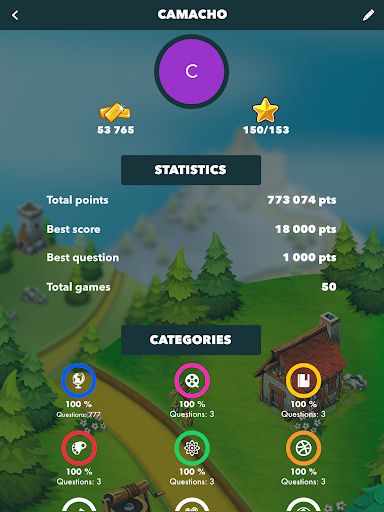 Trivial World Quiz Pursuit android2mod screenshots 13