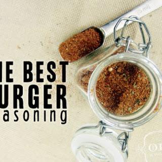 Best Burger Seasoning.