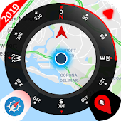 GPS Compass Maps For Android: GPS Direction 2019 Android APK Download Free By Venus Mobile
