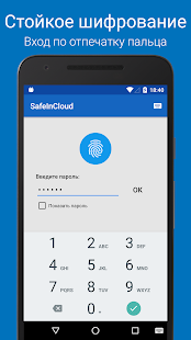 Менеджер Паролей SafeInCloud Pro Screenshot