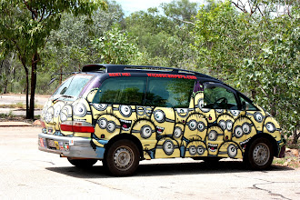 Photo: Year 2 Day 215 - One of the Wicked Campers