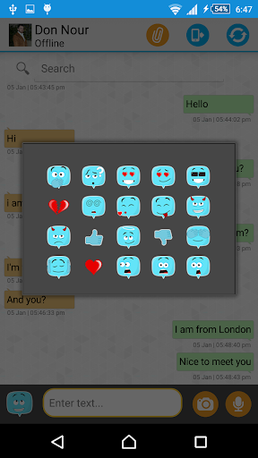 免費通訊App|TexyFi Messenger|阿達玩APP
