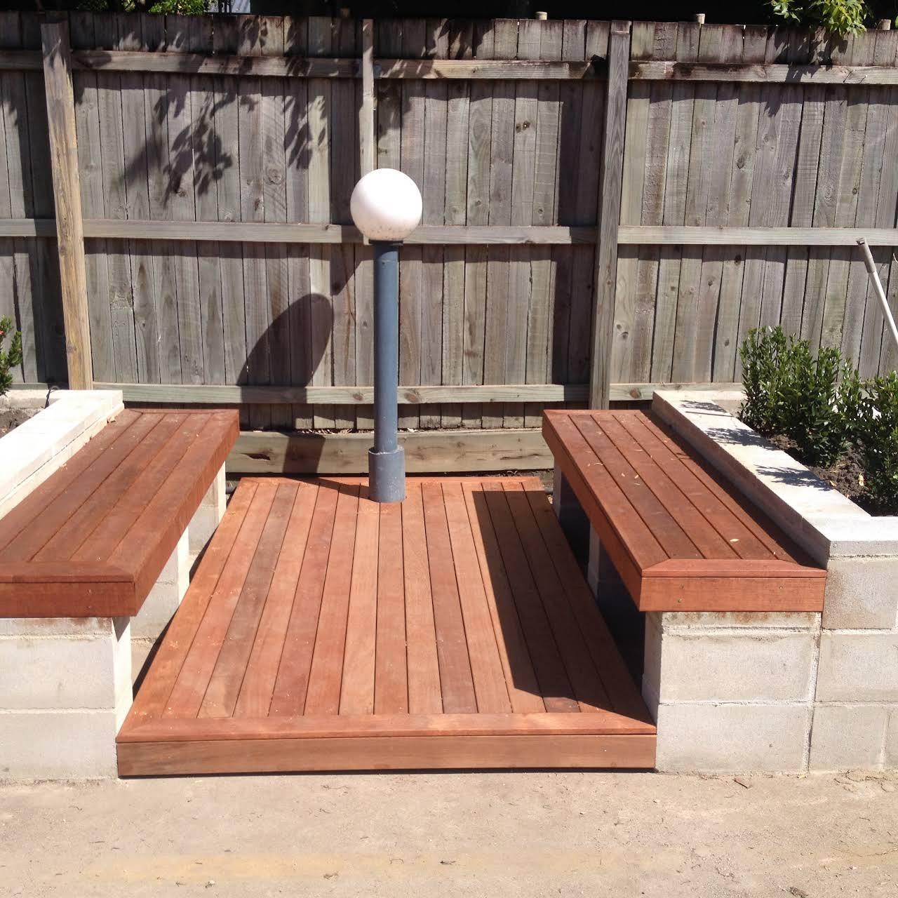 Hardwood and Stone Features FNQ - Craig Stevenson Renovation