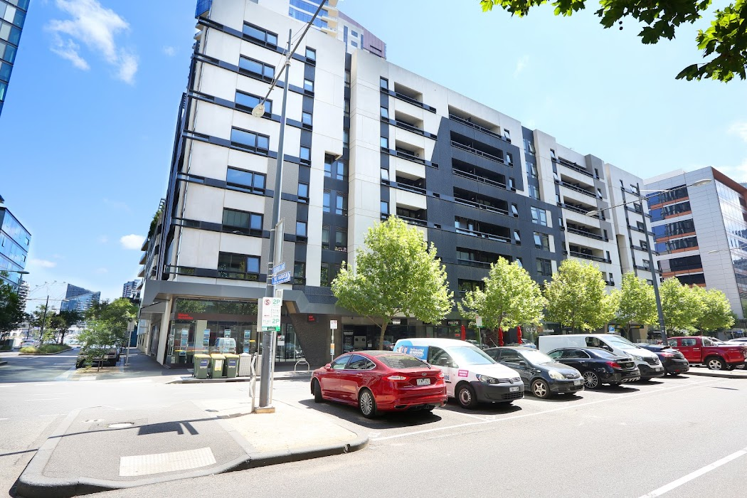 Main photo of property at 412/838 Bourke Street, Docklands 3008