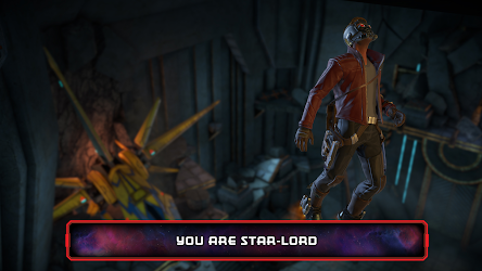 Guardians of the Galaxy TTG v1.02 APK 5