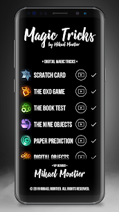 Magic Tricks by Mikael Montier Mod Apk Download For Android 1