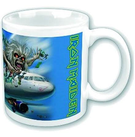 Iron Maiden - Flight 666 - Mug