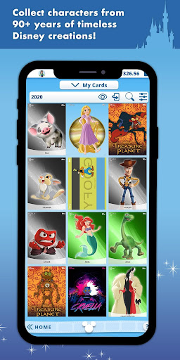 Disney Collect! by Topps Card Trader 12.8.0 de.gamequotes.net 2
