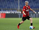 Serie A : L'AC Milan et Alexis Saelemaekers s'en sortent bien face à la Sampdoria
