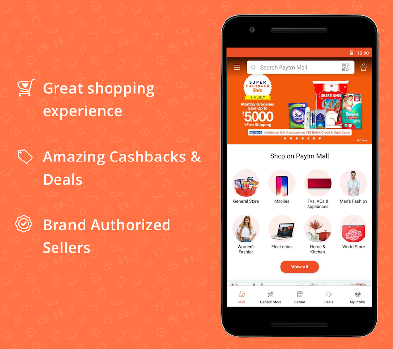 Paytm Mall: Online Shopping App APK Cracked Free Download | Cracked
