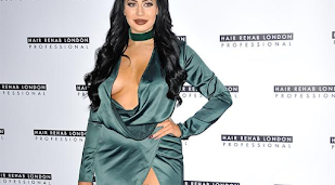 Chloe Ferry's ex almost died during romp