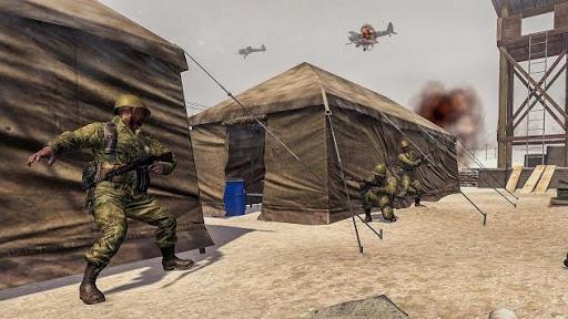 BATTLE OF SURVIVAL :Battlegrounds Strike Sniper 1.0 screenshots 3
