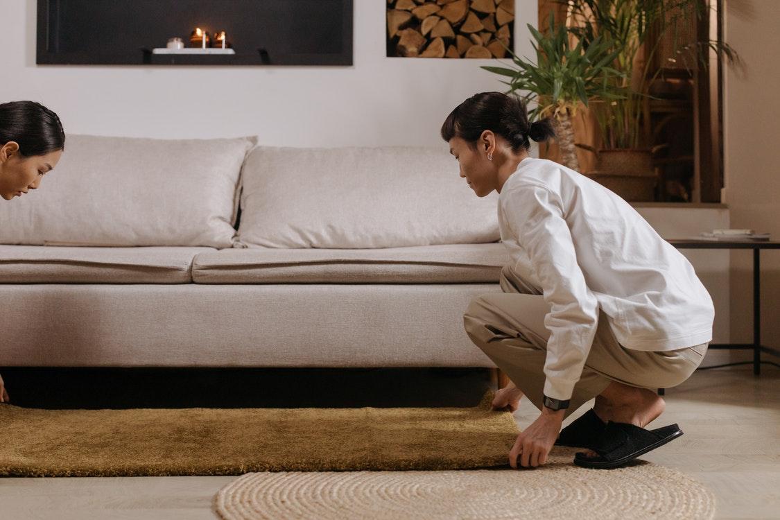 dịch vụ giặt thảm sofa