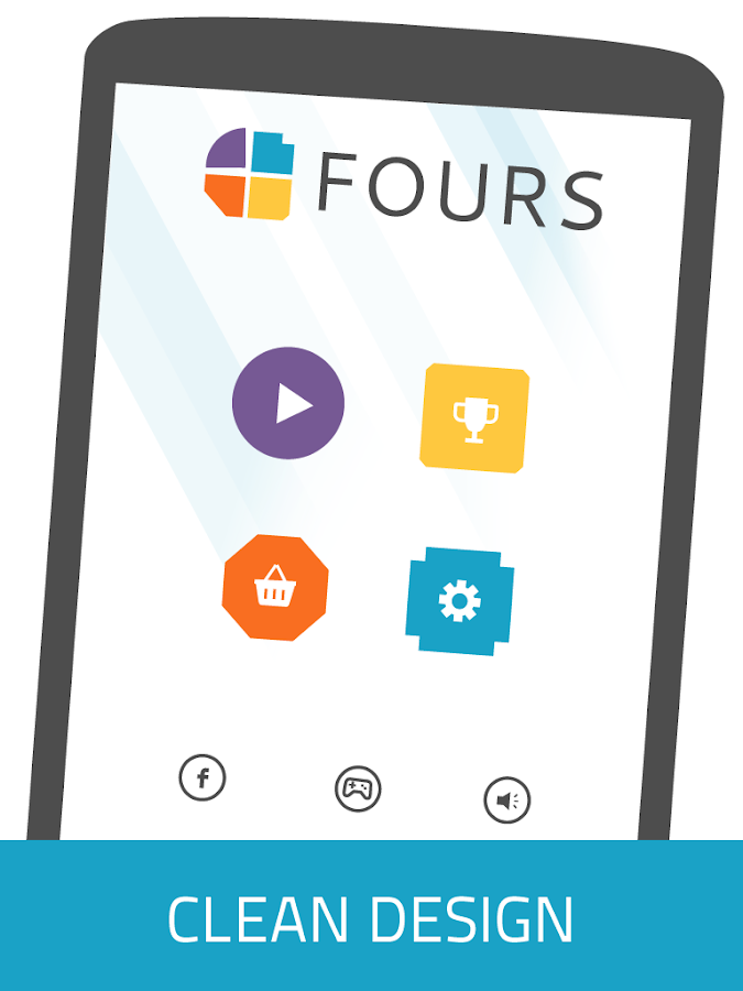 Fours- screenshot