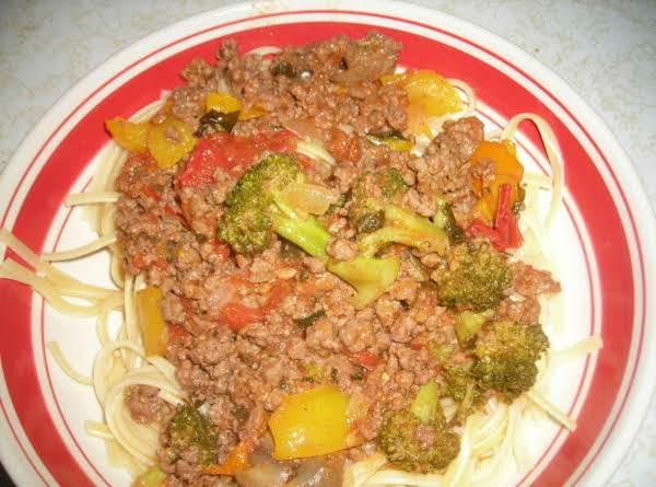 Summer Garden Pasta Recipe