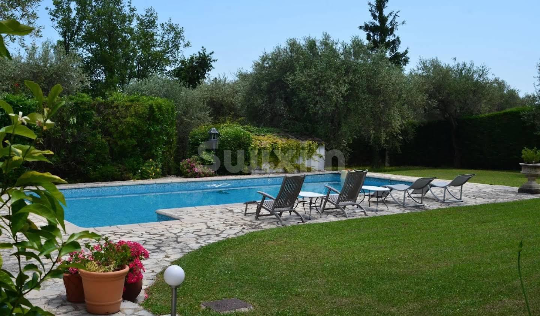 Villa avec jardin et terrasse Châteauneuf-Grasse
