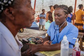 Photo: Benedicte Assongba Copyright J/P Haitian Relief Organization