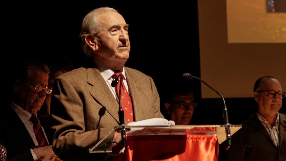 Megino, reconocimiento Juegos Mediterráneos 2005.