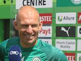 Arjen Robben à l'Euro ? Frank De Boer répond