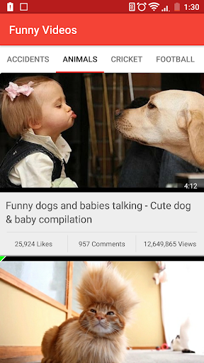Funny Youtube Videos 1.0 screenshots 3