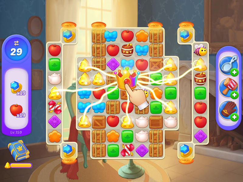 Castle Story: Puzzle & Choice Screenshot 9