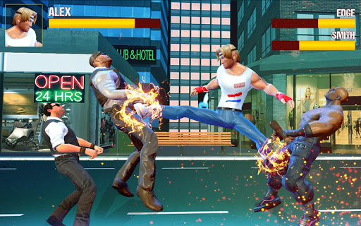 Rage Fight of Streets - Beat Em Up Game 28 screenshots 1