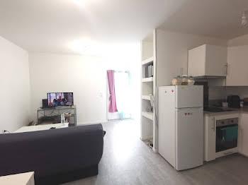 Appartement meublé 3 pièces 43 m2