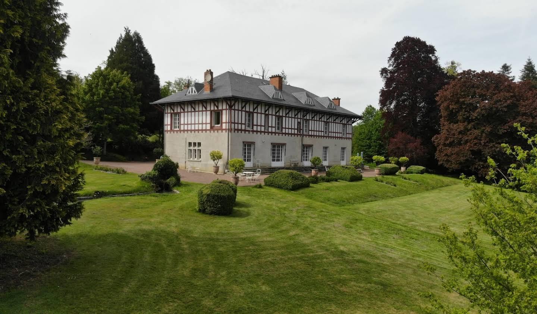 Propriété avec piscine Limoges