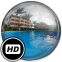Panorama Wallpaper: Pools icon