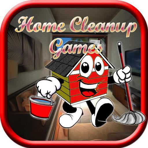 家 清洁的 游戏 休閒 App LOGO-硬是要APP