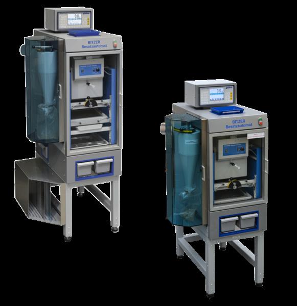 Impurity Machine Type SLN and Type MLN