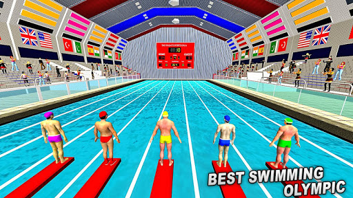 Real Swimming Pool Game 2018 for PC