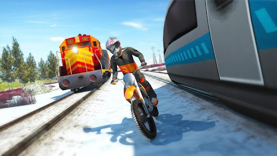 Bike vs. Train 1