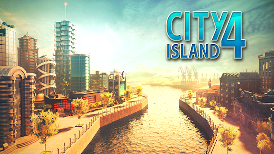 City Island 4- Sim Town Tycoon: Expand the Skyline Screenshot