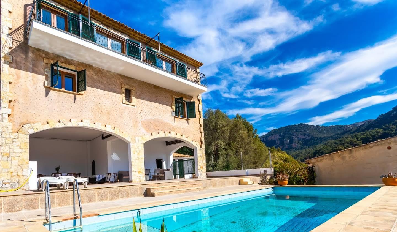 Chalet avec terrasse Valldemossa