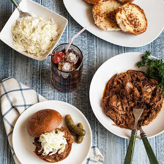 Gluten Free Cherry Cola Pulled Pork